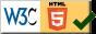 Valide HTML!